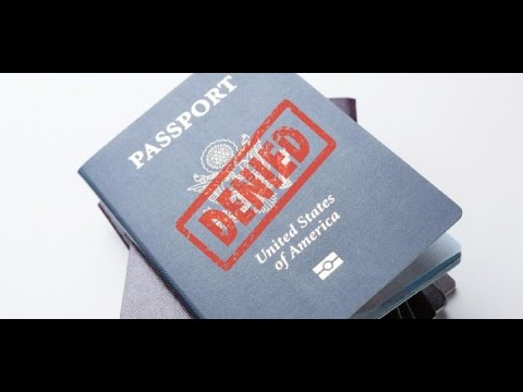 Who Can And Cannot Receive A US Passport?