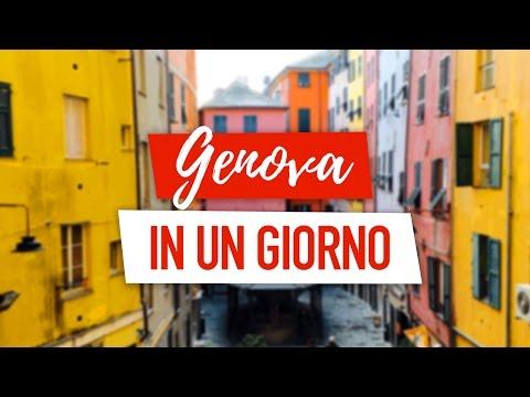 Genova in Un Giorno: Le 10 Cose da Vedere (a Piedi) in Un Giorno