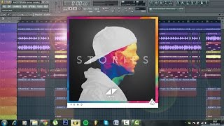 Video Avicii - Trouble (Full Fl studio instrumental remake + FLP) download MP3, 3GP, MP4, WEBM, AVI, FLV Mei 2018