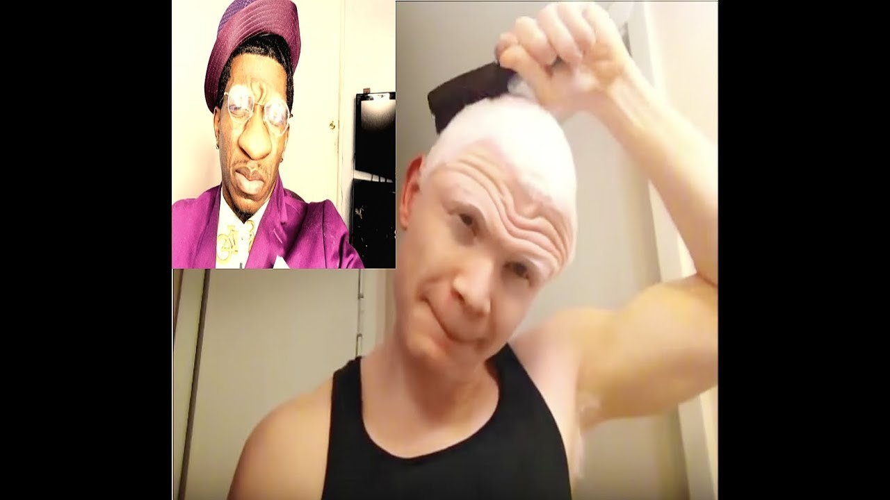 360-waves-how-to-get-waves-curly-hair-for-white-people-albino-reaction-video