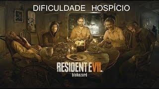 Resident Evil 7 - Dificuldade Hospicio até zerar ...