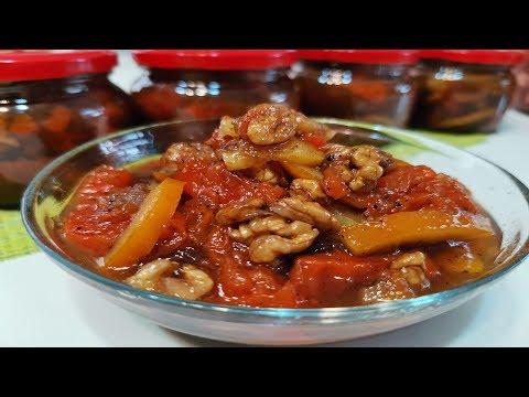 ЗИМНИЙ Рецепт ВАРЕНЬЯ .Вкуснейшее сочетание цитрусовых,тыквы,орехов и корицы.