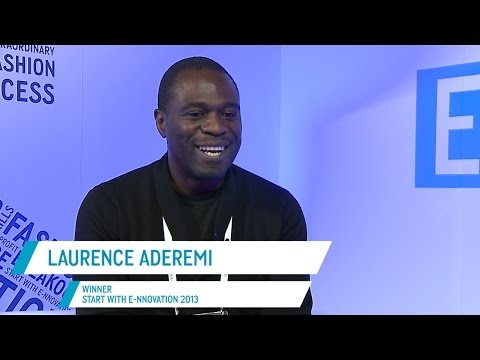 e-nnovation 2013 -- Laurance Aderemi  interview