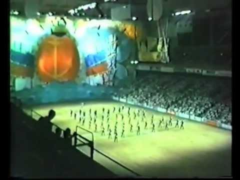 1987 Royal Tournament - St. John Ambulance Marching Band