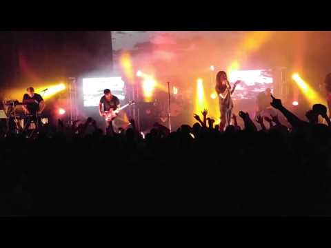 To Whom It May Concern - Underoath (Live at the Warfield) [HD]