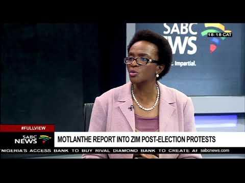 Analysis of the Motlanthe report: Sophie Mokoena