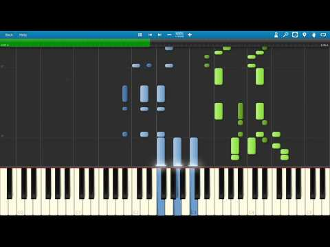 The Legend Of Zelda - Main Theme // Piano Tutorial [+sheets & midi]