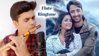 Baarish Ban Jaana Flute Cover   Barish Ban Jana Ringtone   Baarish Ban Jaana Instrumental Ringtone  