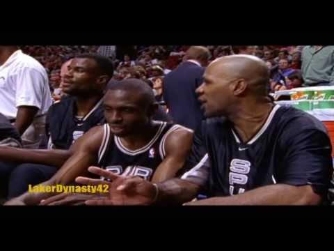 1998-99 San Antonio Spurs: Go Spurs Go! Part 2/4
