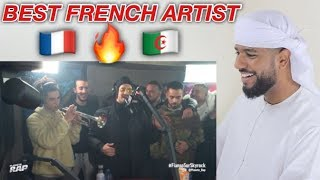 ARAB REACTION TO FRENCH RAP BY Soolking - Gueriilla **MUST WATCH**