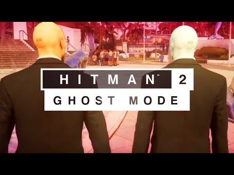 STOP SHOOTING EVERYTHING! (Hitman 2 Multiplayer Ghost Mode)