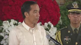 ASEAN 2017: Duterte hosts state banquet for Jokowi