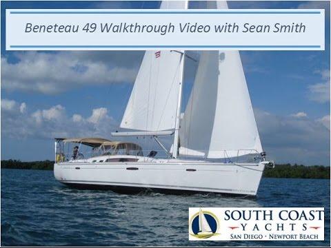 2010 Beneteau 49 Video Walkthrough For Sale In San Diego