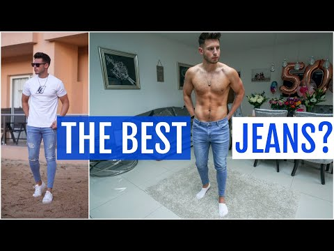 ARE THESE THE BEST MEN'S JEANS? | HUGE LEGEND LONDON TRY-ON HAUL