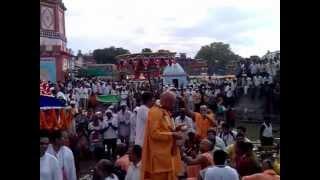 Shri Shri Radha Pandharinath Boat Festival---(ISKCON PANDHARPUR)----29th june 2012