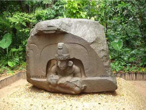 Pre Columbian America Travis