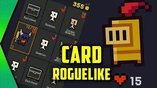 Dungeon Cards - UNIQUE OFFLINE ROGUELIKE CARD RPG MOBILE | MGQ Ep. 272