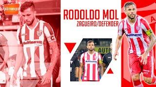 ⚽ RODOLFO MOL / ZAGUEIRO / Rodolfo Reydel Mol de Morais