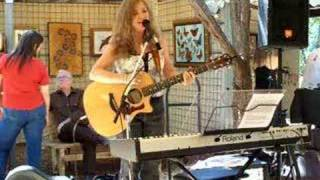 Susan Clark performs Until I Find My Home at Tijeras Market