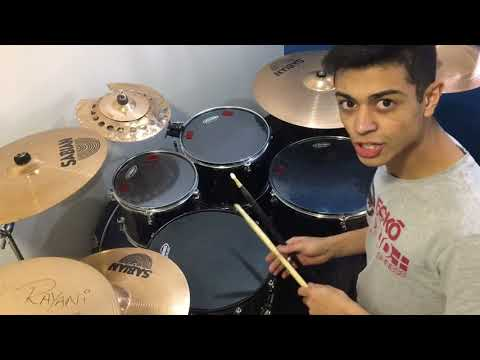 Vaneira Sambada- vídeo aula do ritmo! Leiam a descrição por favor irmãos