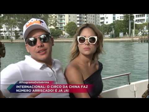 Sabrina Sato revela intimidade de Wesley Safadão e a mulher Thyane Dantas