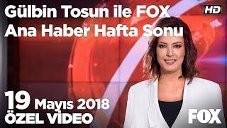 Hurda araç teşviki başladı! 19 Mayıs 2018 Gülbin Tosun ile FOX Ana Haber Hafta Sonu