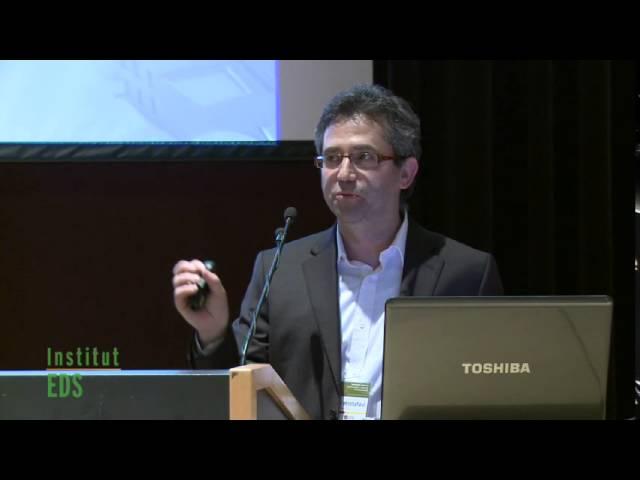 M.A. Mostafavi - Réseau d'objets intelligents et interconnectés pour observation et suivi