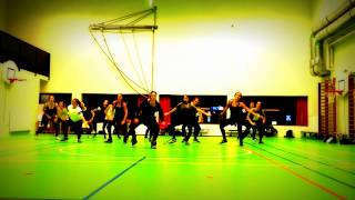 Diana King - Shy Guy - Dancehall Choreography by Ellen Van Eycken aka LN2dance