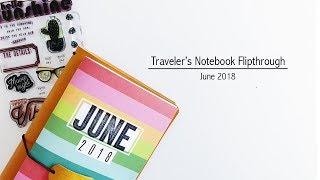 June 2018 Personal TN Flipthrough