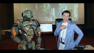 Робо и Сергей Безруков приглашают в кино!