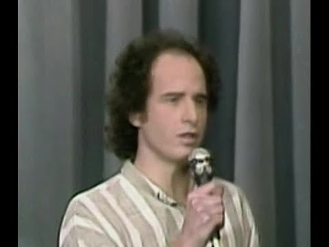 Steven Wright - First TV Appearance / Debut On The Tonight Show