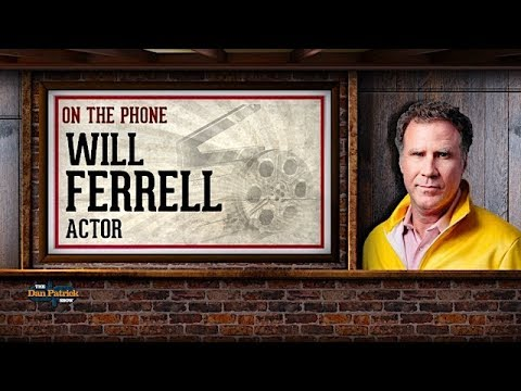 Will Ferrell Calls in to Congratulate Dan Patrick on the DP Show's 10- Year Anniversary | 10/5/17