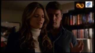 Castle.6x08. Beckett, sí quieres puedes Dormir en mi lado de la Cama