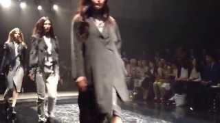 Ariunaa Suri Fall 2014 - Tokyo Fashion Week - Meniscus Magazine