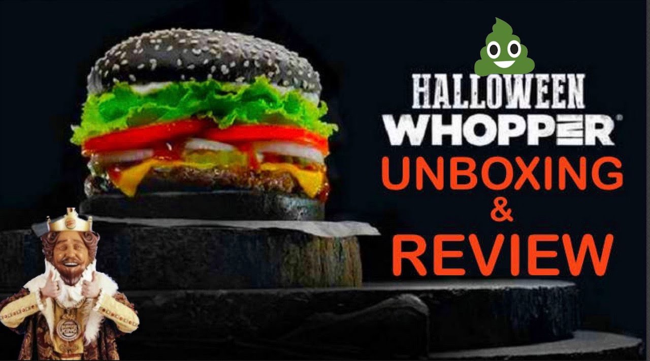 youtube halloween whopper