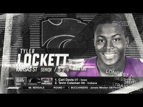K-State Football | NFL Draft Streak
