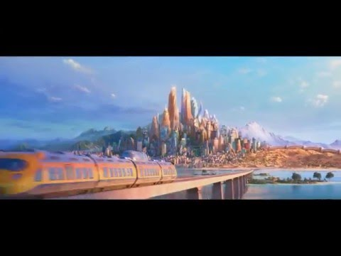 Zootopia 2016  Arriving Try Everything