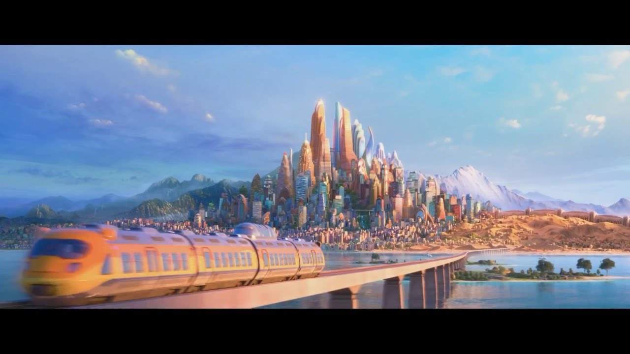 Download Zootopia (2016) - Arriving (Try Everything)