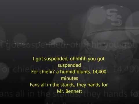 Chance the Rapper - 14,440 Minutes (lyrics)