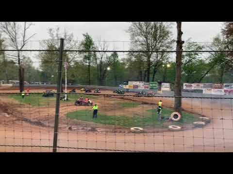 270  Heat 5/1/19 - Shellhammers Speedway