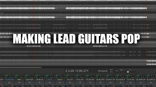 How To Make Lead Guitars Pop In Reaper