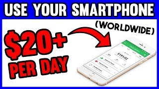 Make money online with your smartphone ...