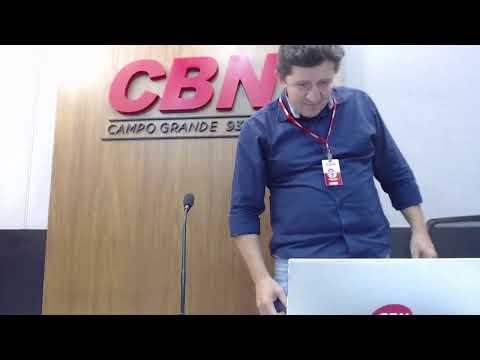 CBN Campo Grande com Otávio Neto (25/11/2019)