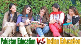 Pakistan Education VS Indian Education | University Students Reaction on Indian Education