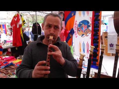 Денис Кабанов Немного Дудука в Ереване
