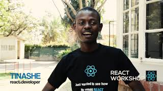 Facebook Developer Circle: Harare Joint React Workshop Week 1 Supported by Impact Hub Harare