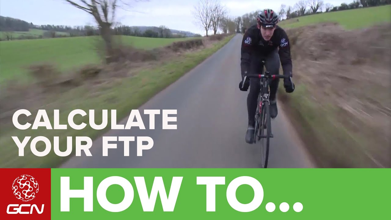 How To Calculate Your FTP (Functional Threshold Power)