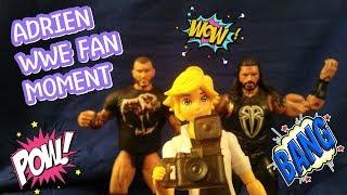 WWE Fan Out - Superstars Charlotte Flair, Roman Reigns, Randy Orton - Comedy Short