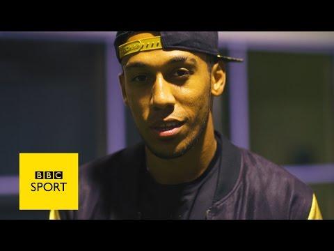 The making of Pierre-Emerick Aubameyang - BBC Sport