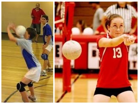 Top Super Funny Sports Actions  Volleyball Hd